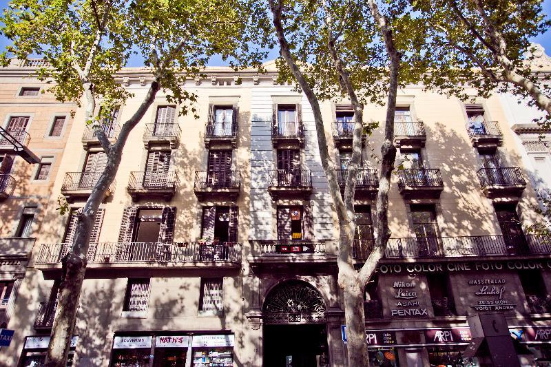Las Ramblas Bacardi Apartment - Image 1 - Barcelona - rentals