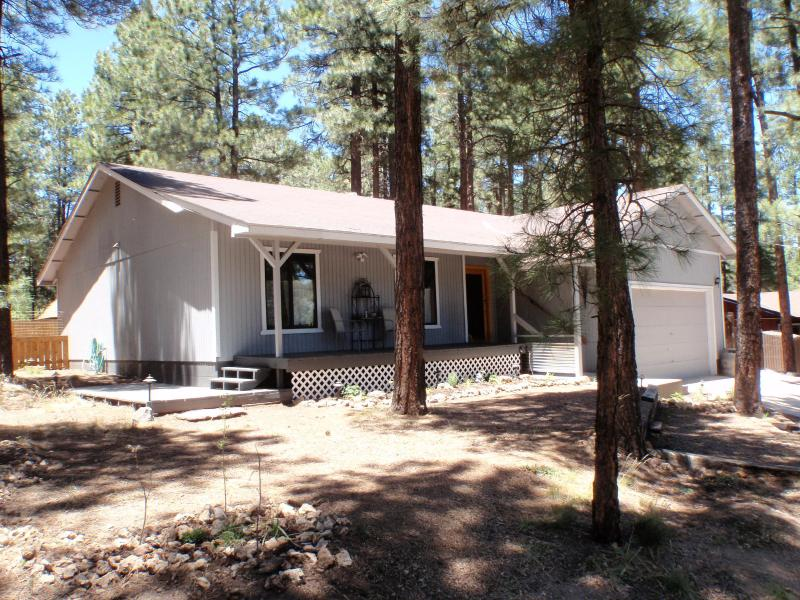 Summer - Mountain Home in the Pines - Flagstaff - rentals