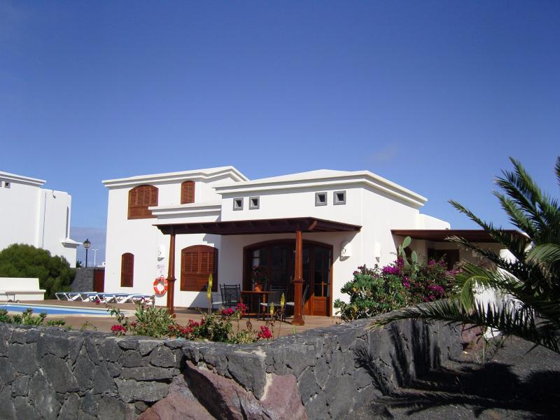 SNC10895.JPG - Beautiful villa with private heated pool & sky tv - Playa Blanca - rentals
