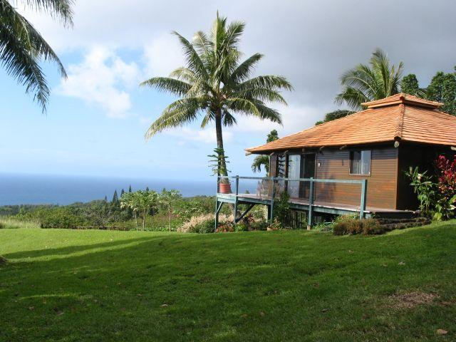 Anyashouse - Anyas house honeymoon cottage Hana Maui - Hana - rentals