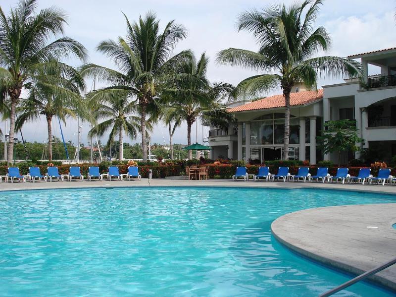 1 house & swimming pool.JPG - 5 STAR at GRAND MARINA VILLA NUEVO VALLARTA - Nuevo Vallarta - rentals