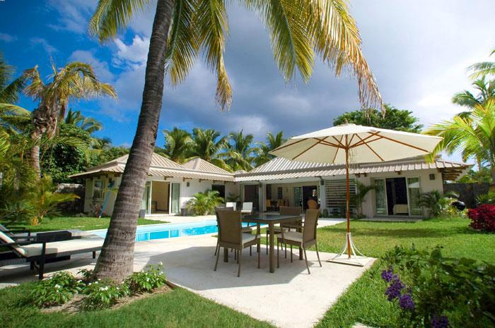 Villa Wolmar, Flic en Flac , 200 Meters from the beach  and 500 Meters from La Pirogue - Villa Wolmar - Mauritius - rentals