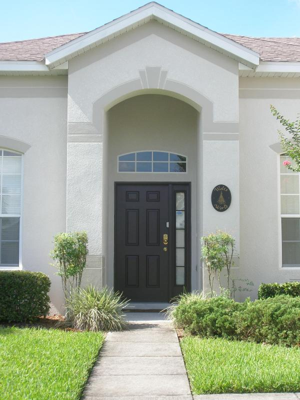 Welcome to Walts World - Luxury Home 5 Bed 4 Bath Private Pool  & Game Room - Orlando - rentals