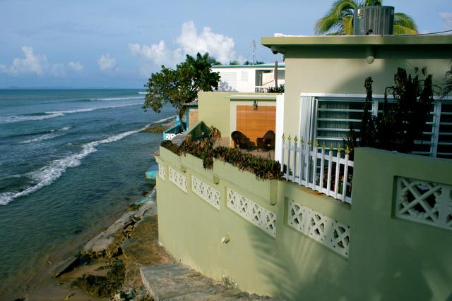 Ocean House - Rare Vieques Oceanfront Rental with Pool - Image 1 - Vieques - rentals
