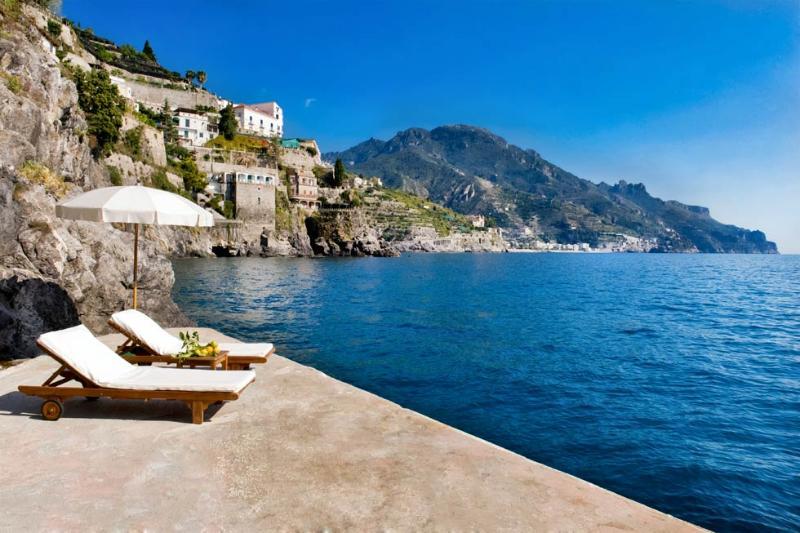 Rocky Beach - Villa Principessa - Pool and Sea Access - Ravello - rentals