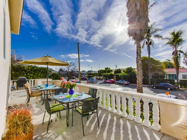 4 Bedroom Home in heart of Village. Walk to shops! - Image 1 - La Jolla - rentals