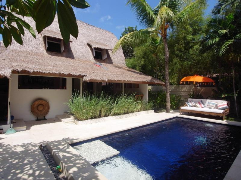 Villa Nita and the pool area - Villa Nita A tranquil haven in  heart of Seminyak - Seminyak - rentals