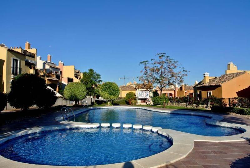 Swimming Pool - Golf, Spa, Child Friendly, Pool Garden & Courtyard - Alicante - rentals