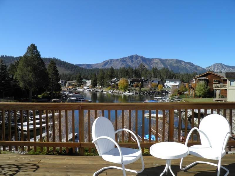 584 Alpine Mountain Views with a Boat Dock - Image 1 - South Lake Tahoe - rentals