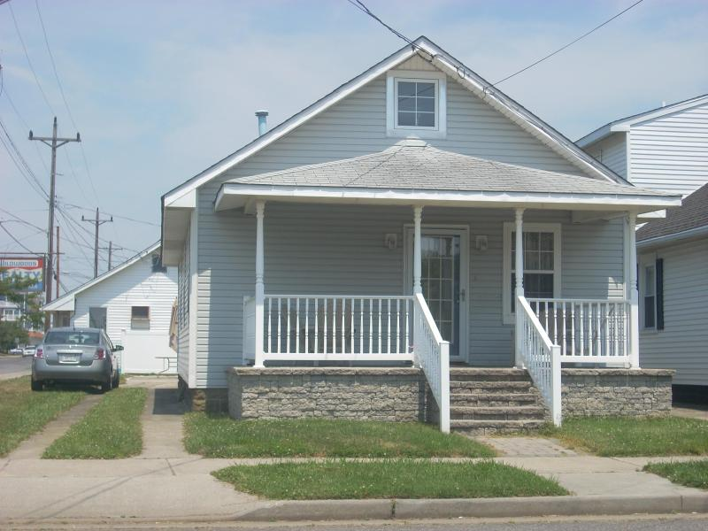 Front of House - Summer is slipping away, 1 week left.  8/27-9/3 - North Wildwood - rentals