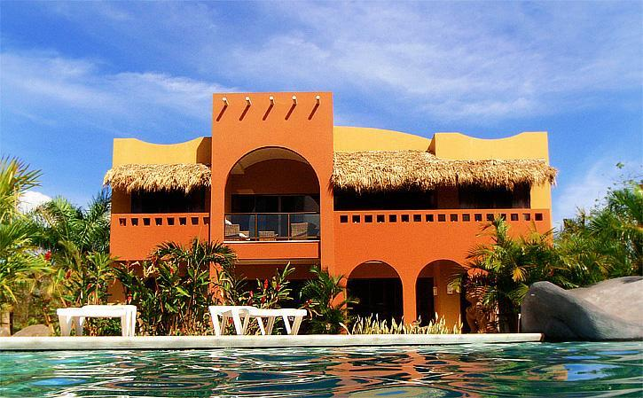 Condo From the pool - Your dream vacation condo, Villas Las Ventanas - Playa Junquillal - rentals
