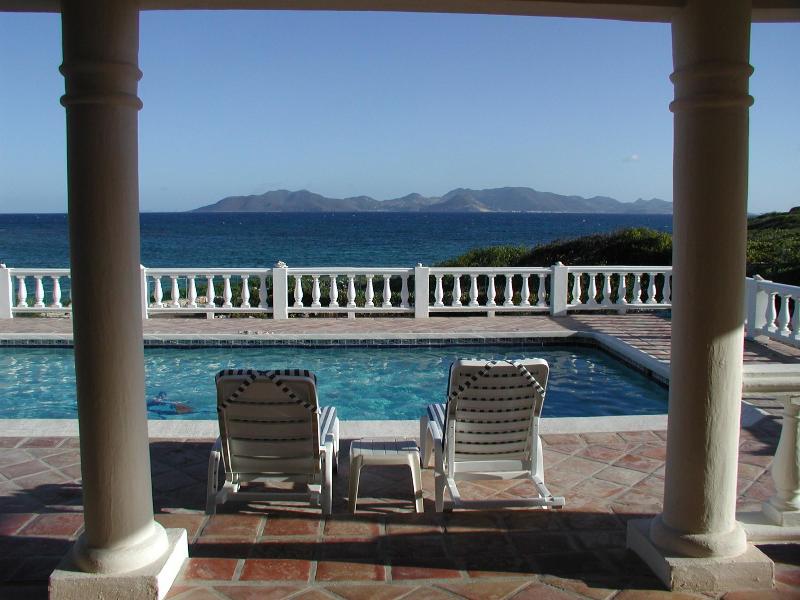 mainstaydeck - Mainstay Villa at Elsie Bay - Anguilla - rentals
