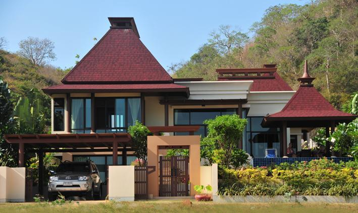 Villa June 2010 - Luxury 3 bed Pool Villa - Hua Hin - rentals