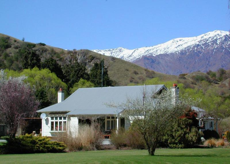 Willowbrook Main House - Rural Bed & Breakfast below Coronet Peak - Arrowtown - rentals