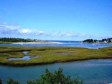 Views of Annisquam River, Ipswich Bay and on a clear day to Newburyport and Plum Island - Vacation Home/Spectacular Ocean Views and Sunsets - Gloucester - rentals