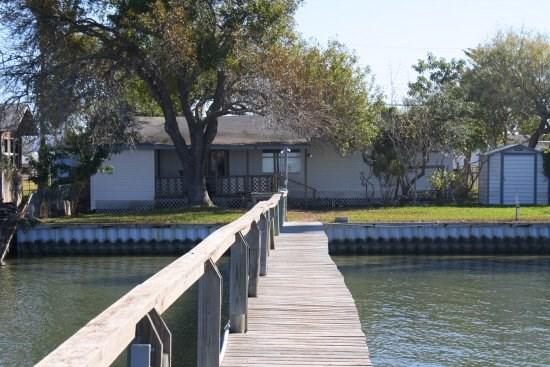Copano Bay vacation rental home. - The Original Miss Kitty`s Fishing Getaway - Rockport - rentals