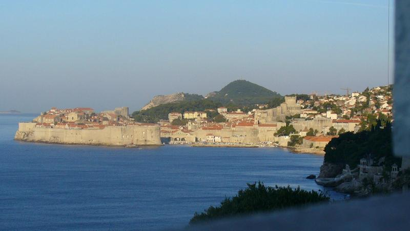 The Old Town from corridor - Apartment Kate, spectacular views of the Adriatic - Dubrovnik - rentals