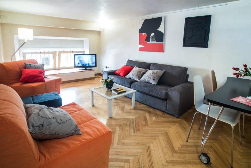 Living room - Monti Residence 2 - Rome - rentals
