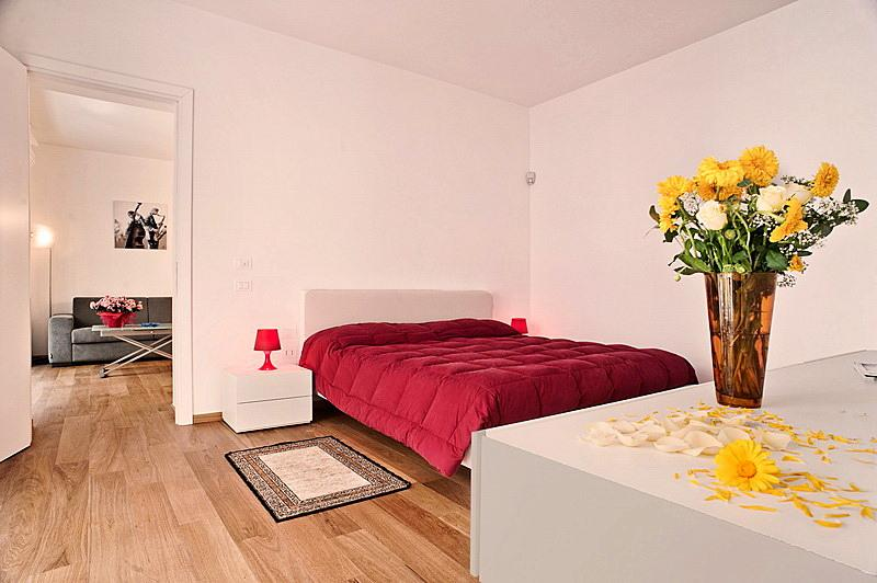 Bedroom - ARA PACIS - Rome - rentals