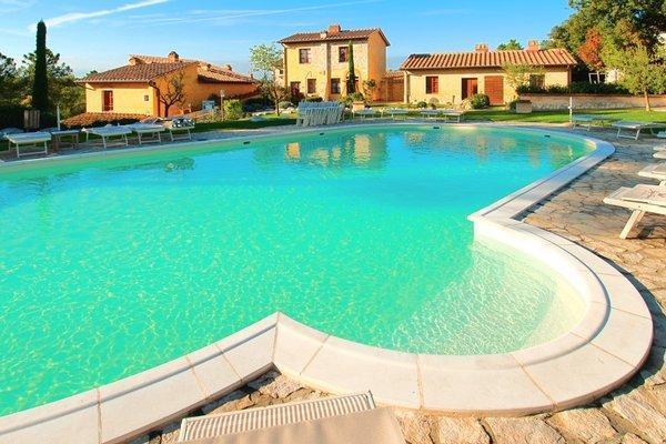 Tychehouse Holidays House in Tuscany San Gimignano - Image 1 - San Gimignano - rentals