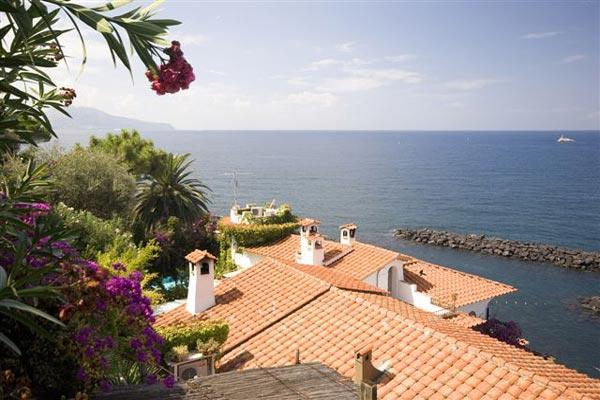 Mediterranean tower- style beach house built in 1945. YPI TRO - Image 1 - Sorrento - rentals