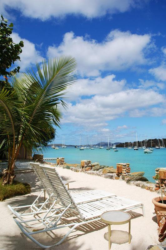 bv-1 - Beach Villa St John  5 bedroom pool hot tub - Saint John - rentals