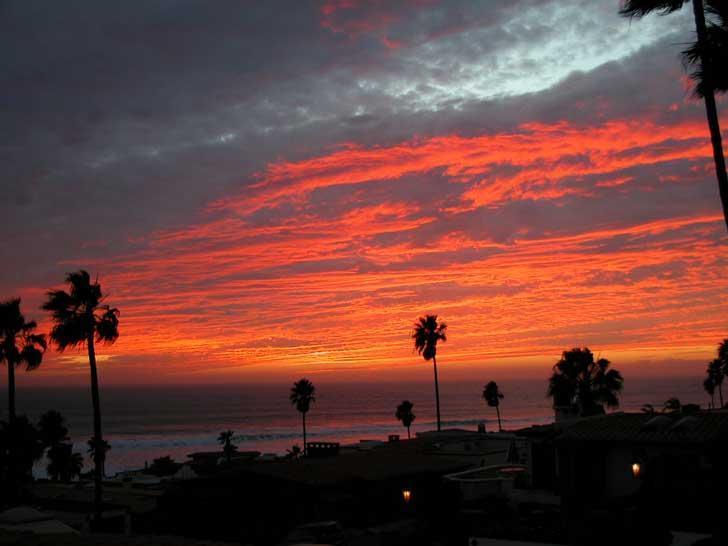Las Gaviotas Rosarito Beach Rental Sunset - Las Gaviotas Rosarito Beach Rental - 3 Bedrm 2 Ba - Rosarito - rentals