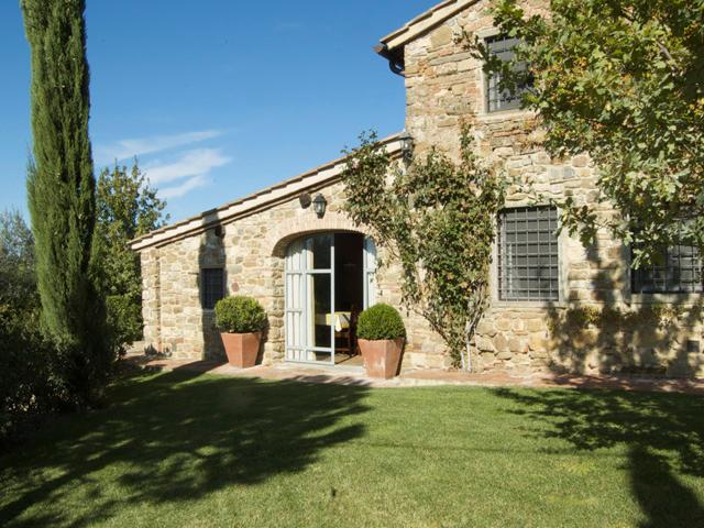 Wonderful 3 Bedroom Tuscan Apartment in Chianti - Image 1 - Greve in Chianti - rentals