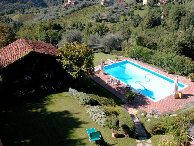 Countryside Villa at Casina 4 Near Lucca - Image 1 - Lucca - rentals