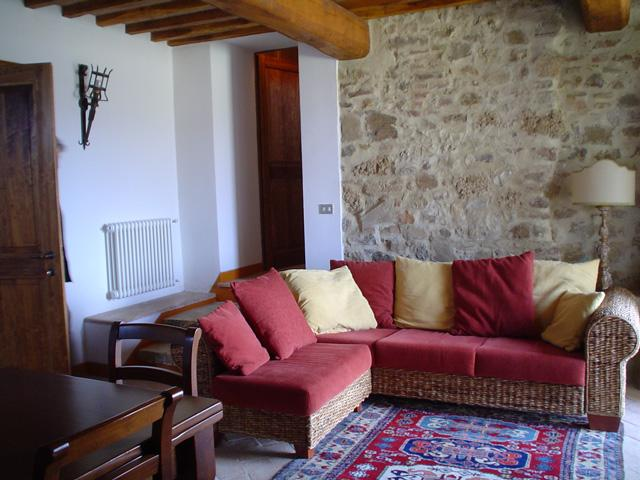 The union of Tuscan country charm and chic style create the ultimate holiday apartment in Olivo. - Bellavista - Olivo - Radicondoli - rentals