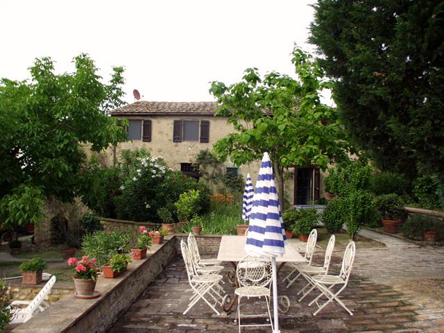 Torrevista - Tuscan Farmhouse with a View - Image 1 - Le Piazze - rentals