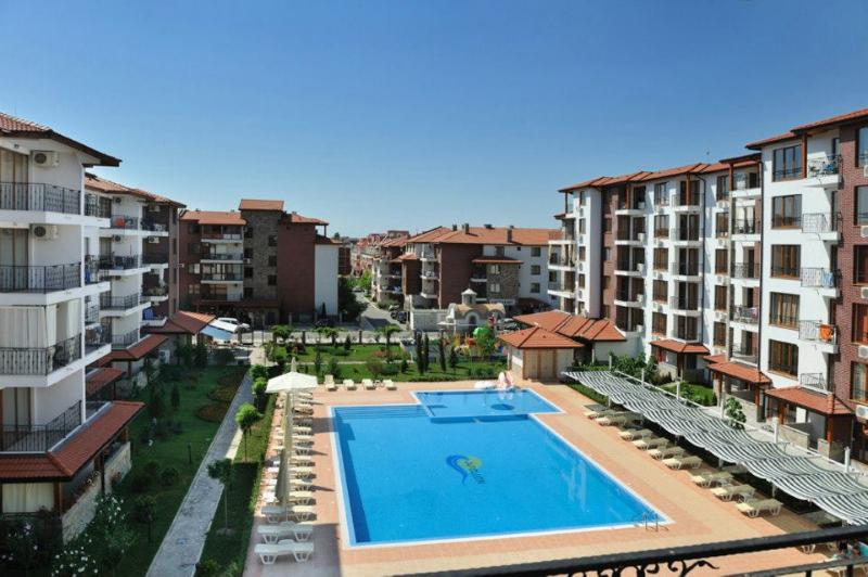 Complex Apollon - 2-BDR Apartment at Apollon Complex close to beach - Ravda - rentals