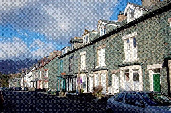 Wordsworth Street - Gable Cottage - Keswick - rentals