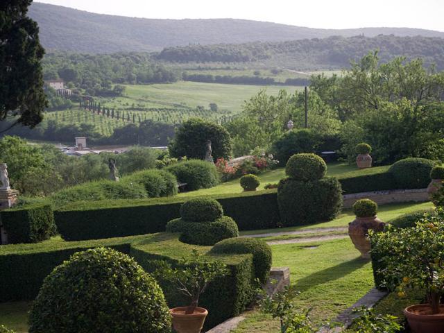 Borgo di Stomennano - Villa Stomennano - Image 1 - Monteriggioni - rentals