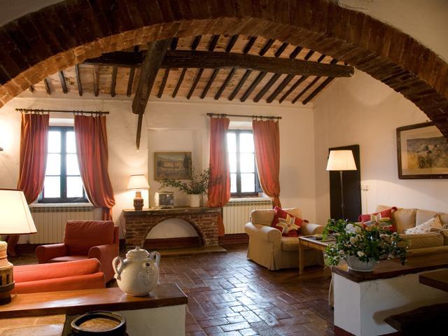 Borgo di Stomennano - Volta A - Image 1 - Monteriggioni - rentals