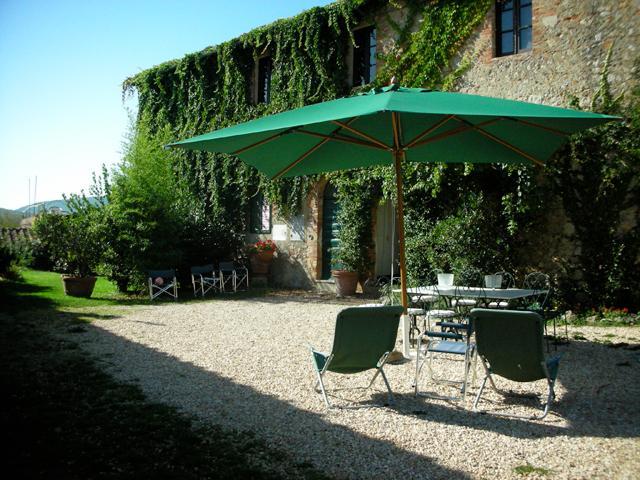 Borgo di Stomennano - Volta A+B - Image 1 - Monteriggioni - rentals