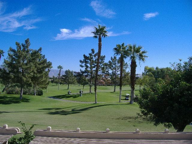 View from Master Bedroom window - Stunning Condo-Eastern Exposure-Property ID41516 W - Palm Desert - rentals