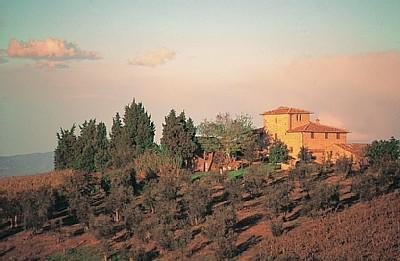 Archipettoli in the sunset - Archipettoli Tuscany Villa in Chianti - San Casciano in Val di Pesa - rentals