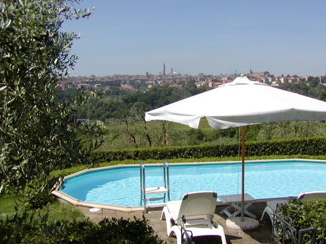 Villa Strega - Image 1 - Siena - rentals