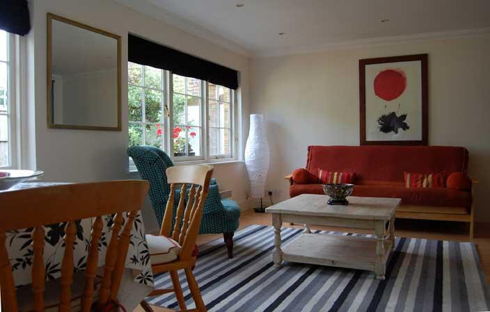 livingroom - Hopscotch Cottage - Windsor - rentals