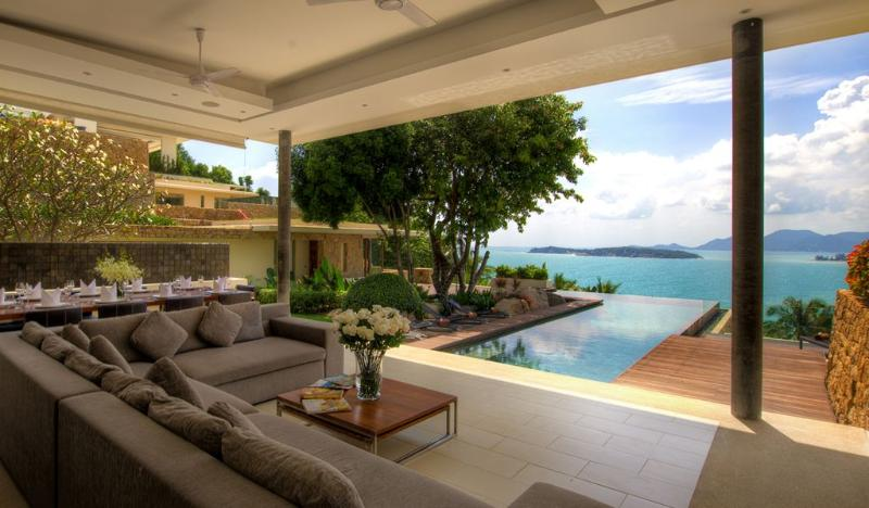 Villa 52 - Unique and Stylish with Sea Views - Image 1 - Choeng Mon - rentals