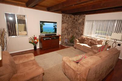 Living Room - 2695 Springwood Drive - South Lake Tahoe - rentals