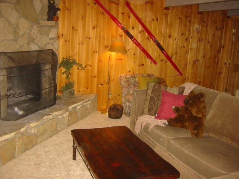 572 Douglas Fireplace.JPG - Big Bear: Moonridge Home Close to Mountain & Lake - Big Bear Lake - rentals