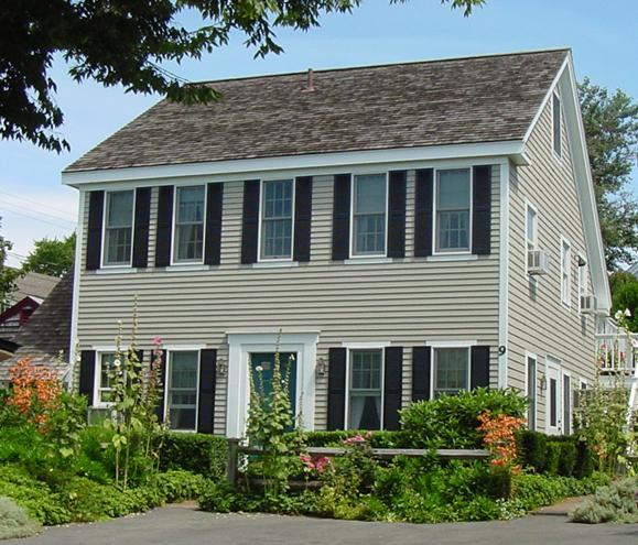 House Front  2 - 3 bedroom units-  Top Floor and Main Floor Each 3 bedrooms - West End, Wonderful, Spacious, Great Amenities !!! - Provincetown - rentals