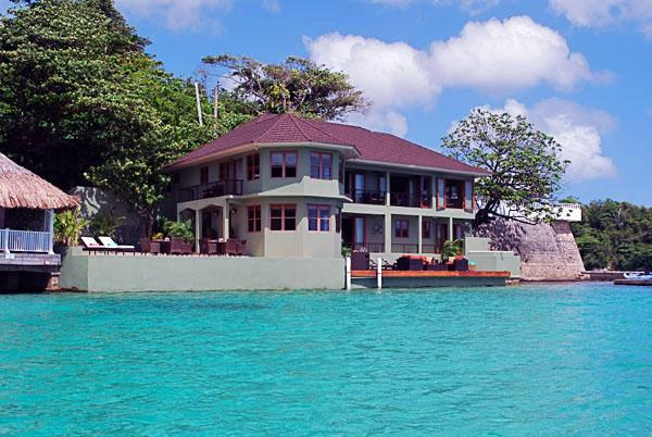 Sea Star - Port Antonio 5 Bedroom Oceanfront - Image 1 - Port Antonio - rentals