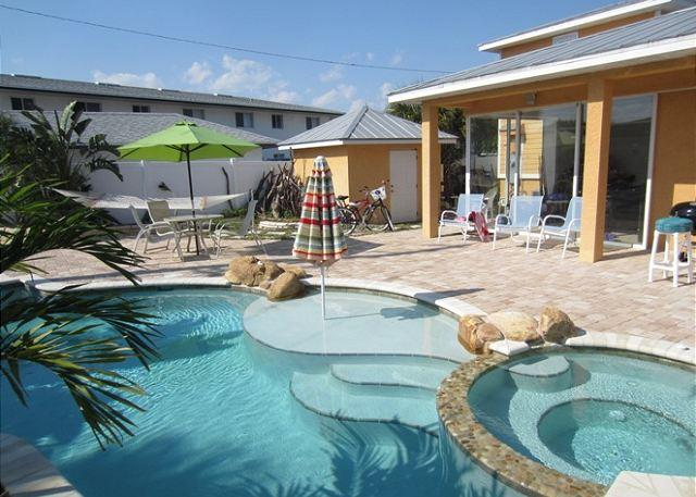 Vacation beach home just a few steps from your front door. - Image 1 - Cape Canaveral - rentals
