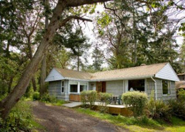 172 - Cove Cottage- waterfront, rustic cottage for a perfect Whidbey Getaway - Image 1 - Coupeville - rentals