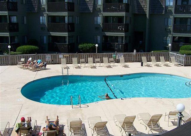 Nice Relaxing Ocean View - 2 Bedroom, 2 Bath - A Place at the Beach IV #231 - Image 1 - Myrtle Beach - rentals