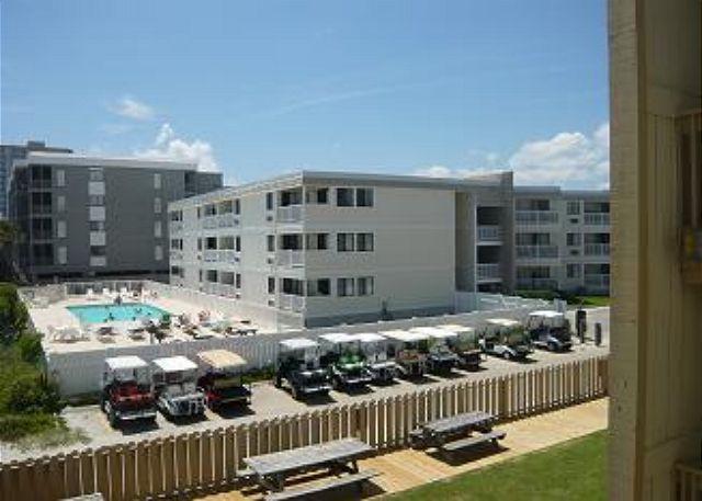 Nice & Convenient just steps away-2Bed/2Bath@Shore Drive, Myrtle Beach#B205 - Image 1 - Myrtle Beach - rentals