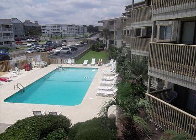 Premium, Beautiful,  Oceanfront 2 Bedroom Rental on Shore Drive, Myrtle Beach - Image 1 - Myrtle Beach - rentals